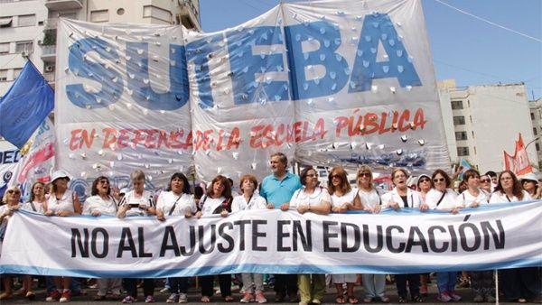 Resultado de imagen para ajuste en educacion argentina
