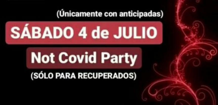 COVID PARTY
