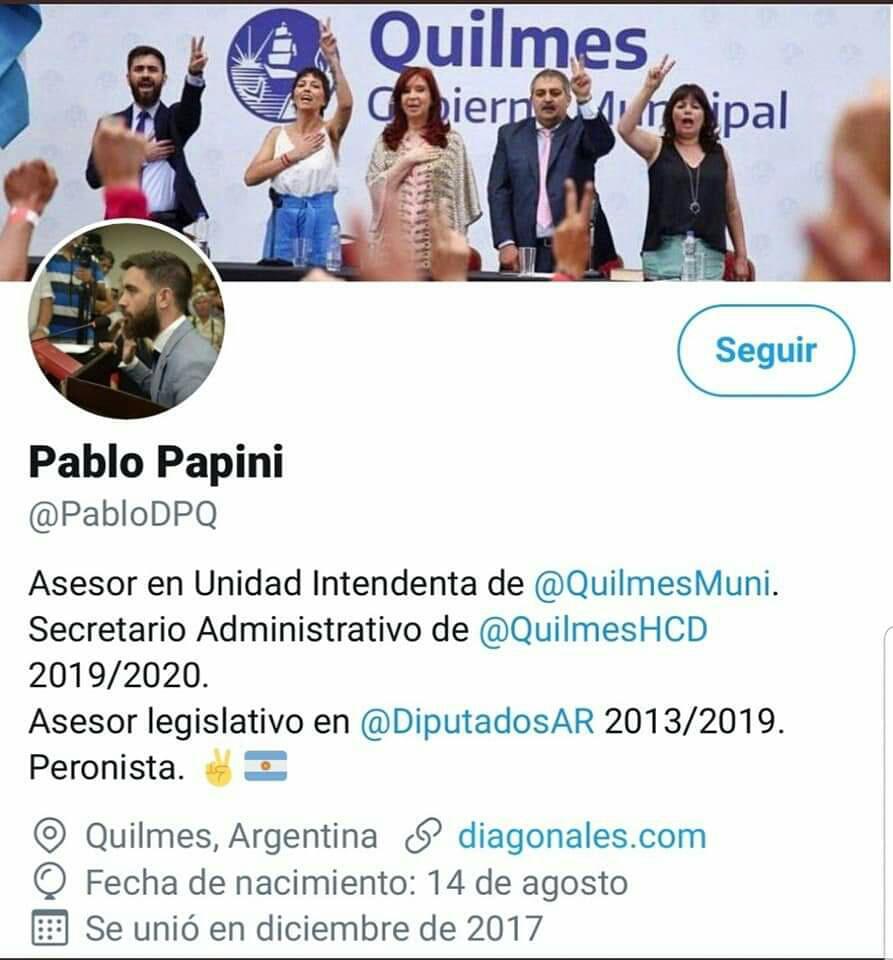 PABLO PAPINI